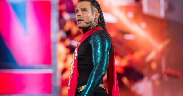 Jeff Hardy's retirement involves music
