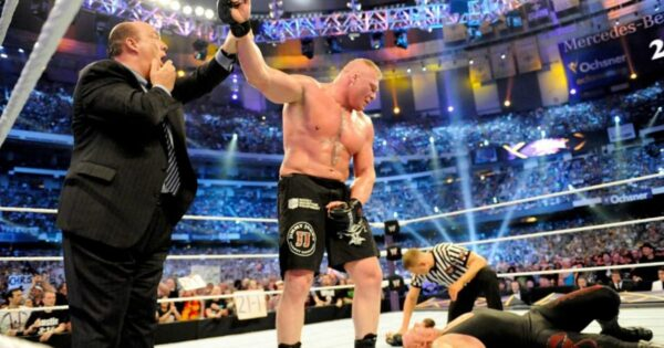 The Undertaker's Streak