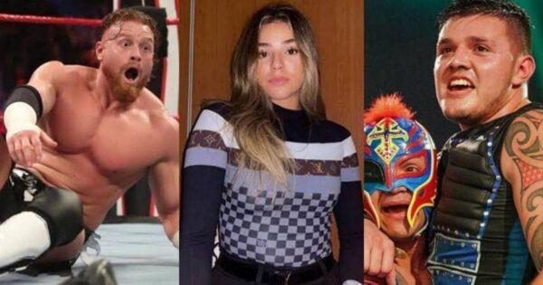 WWE Aalyah Mysterio