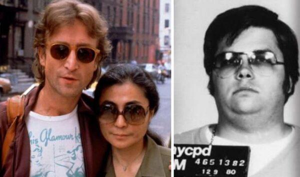 John Lennon Mark David Chapman