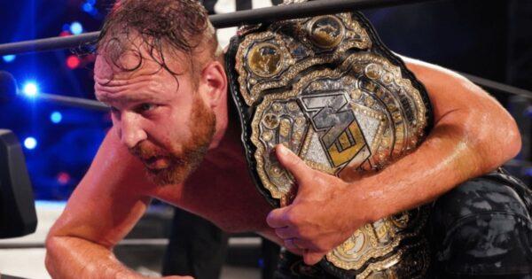 Jon Moxley is AEW's longest reigning champion