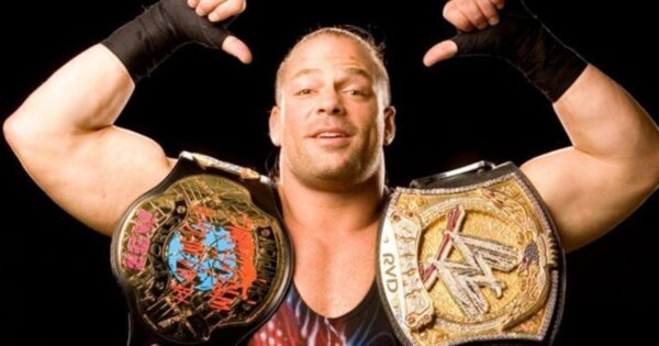 Rob Van Dam Talks About AEW and WWE