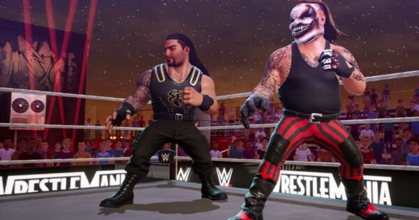 WWE Battleground Video Game is as messy as ever