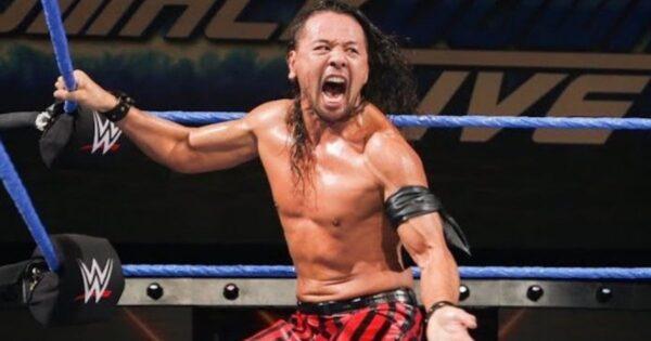 Shinsuke Nakamura allegedly had no charisma