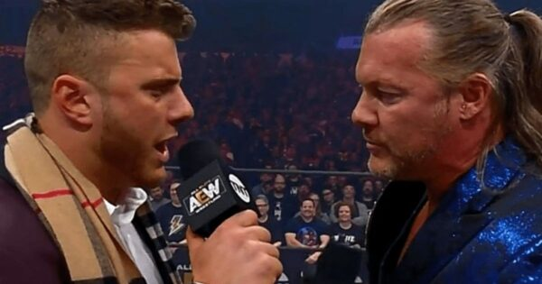 MJF is often compared to Chris Jericho