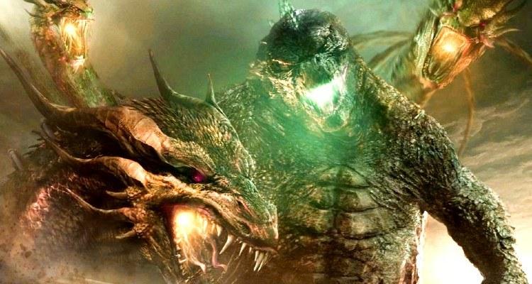 Godzilla v King Ghidorah