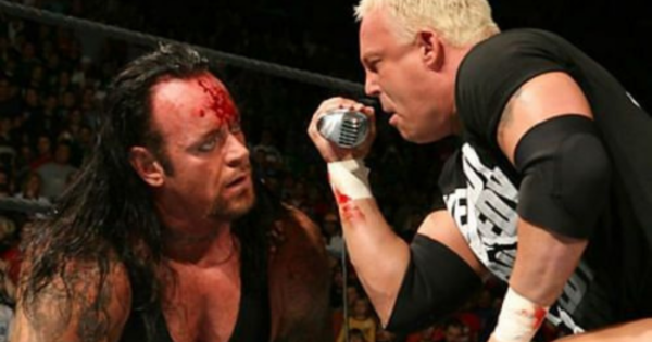Ken Anderson faced The Phenom Numerous Times