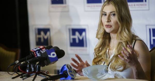 Samantha Tavel accuses Matt Riddle of sexual assault