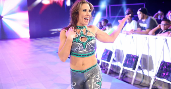 Mickie James Furious About Draft Position