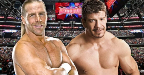 Shawn Michaels was supposed to face Eddie Guerrero at WrestleMania