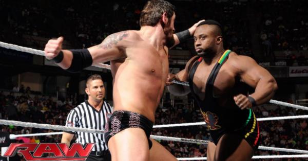 Wade Barrett and Big E
