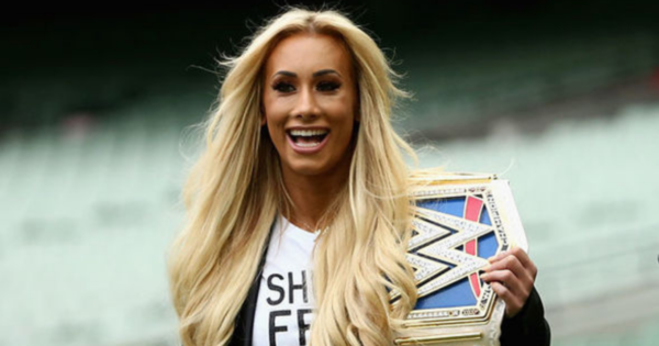 Carmella could be one of the superstars to return to NXT