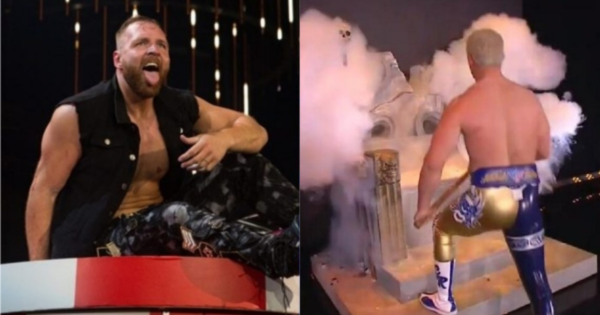 Cody and Moxley both received more opportunities at AEW