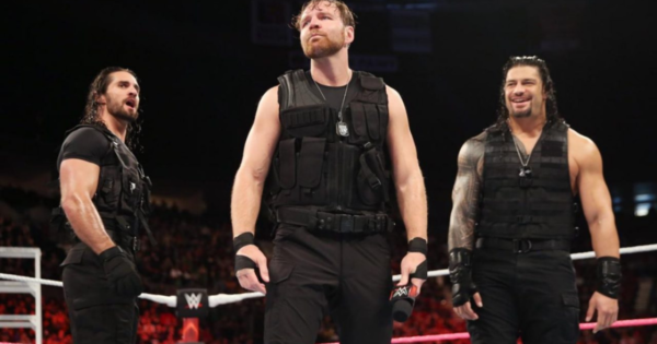 Moxley had a lot of opportunities with The Shield