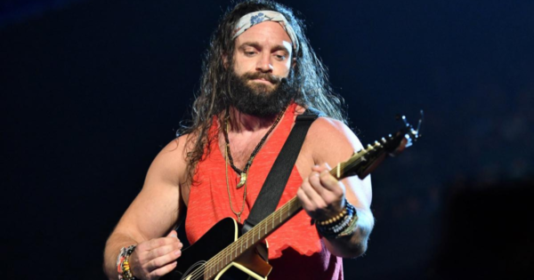Elias is excited to be back on Raw
