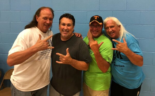Meadows and The Rock and Roll Express