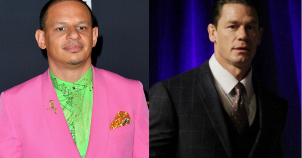 Eric Andre suffers concussion at the hands of John Cena