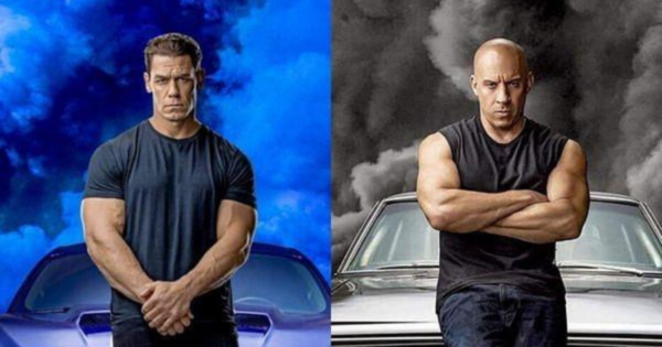 Cena landed a role in fast and furious 9