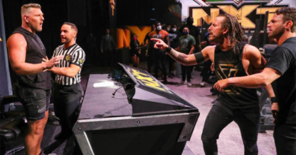 NXT wrestlers file formal complaint against WWE