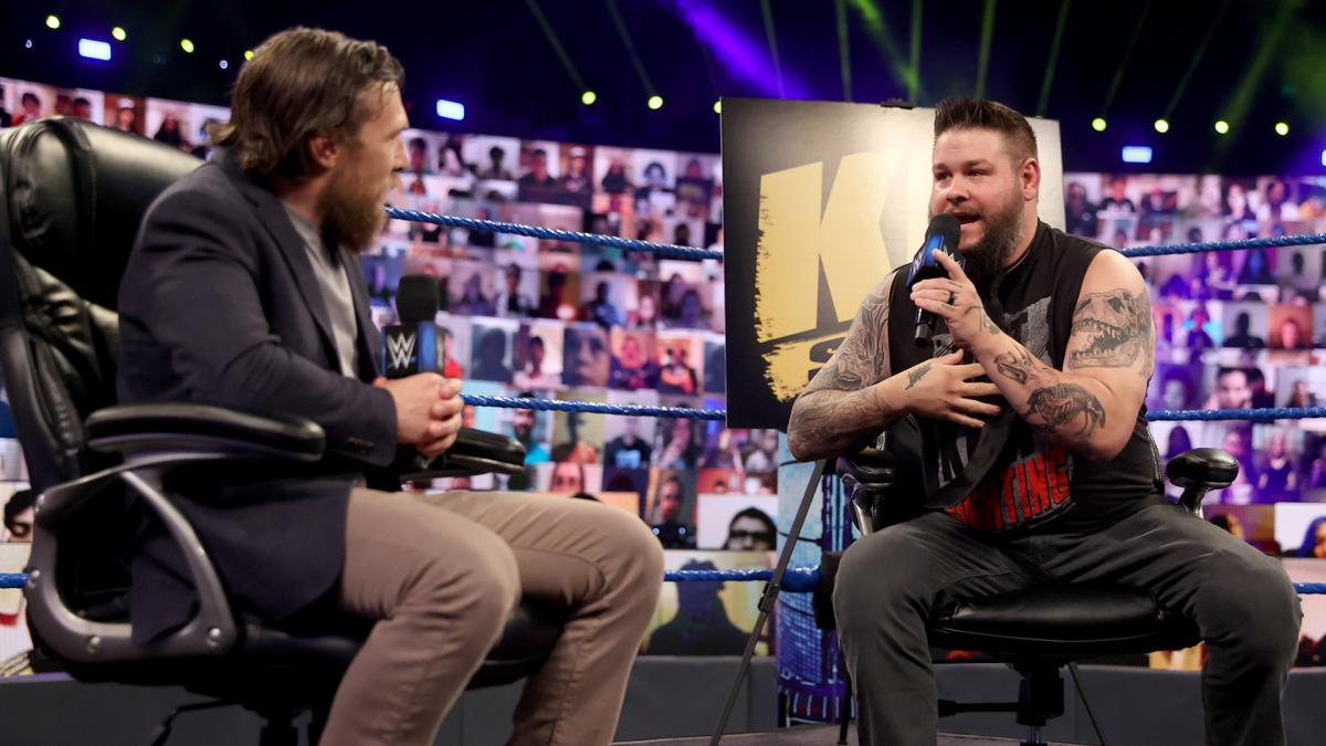kevin owens confirms plans