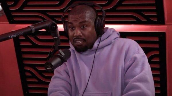 Kanye West Joe Rogan experience racist Democrats
