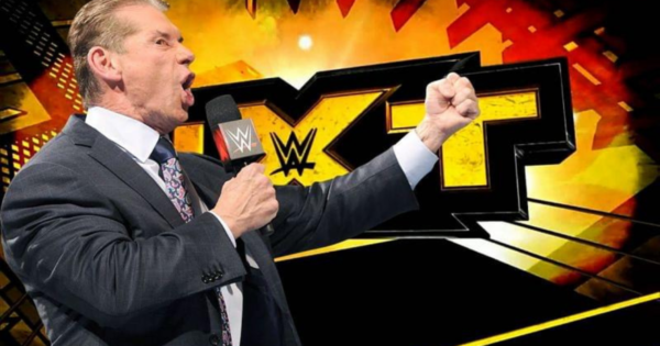 Vince McMahon does not want NXT as a main brand