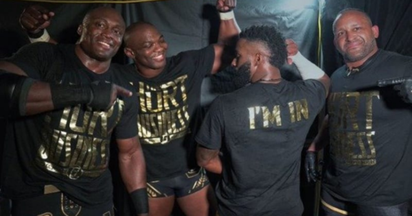 Could Cedric Alexander be in line for a title?
