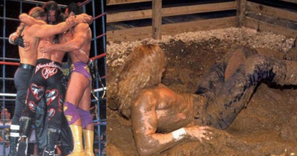 punished for The Kliq's actions