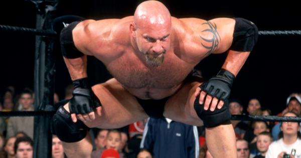 Goldberg was king of no selling