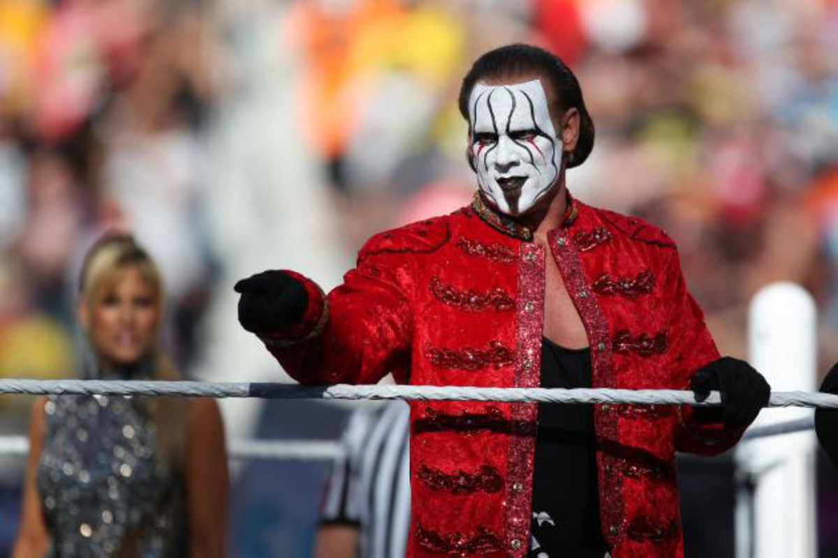 how sting will wrestle