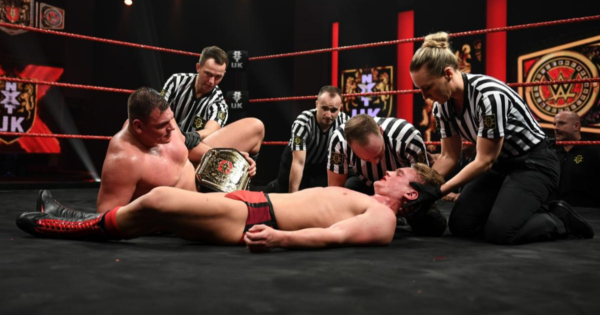 Cornette Uses NXT UK as an example