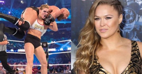 JBL reacts to Ronda Rousey comments