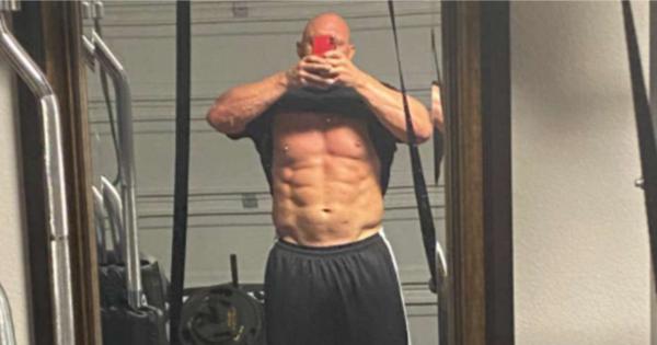 The Feed Me More Wrestler turned Vegan