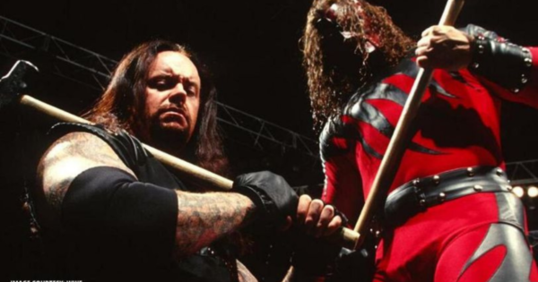 Taker and Kane