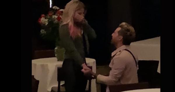 Alexa Bliss engagement announcement