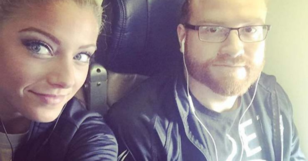 Alexa Bliss previously dated Buddy Murphy