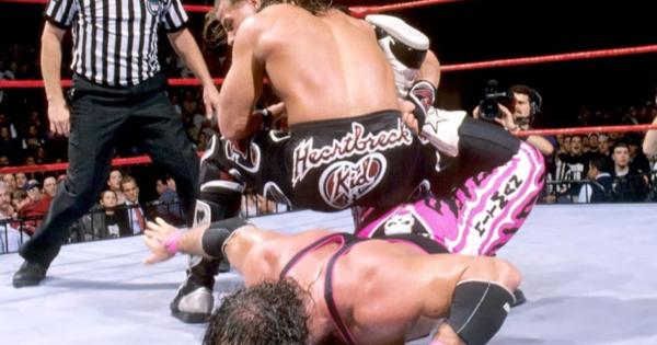 How Bret Hart dealt with his bitterness towards Vince McMahon