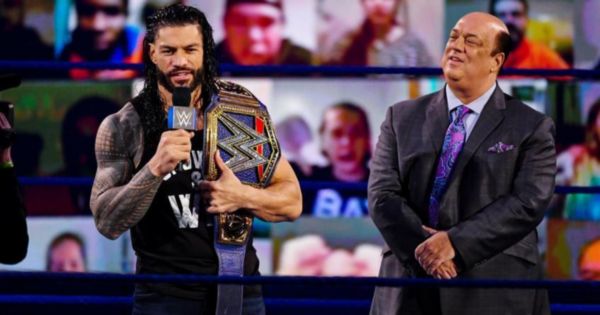 Roman Reigns took the place of a devalued wrestler.