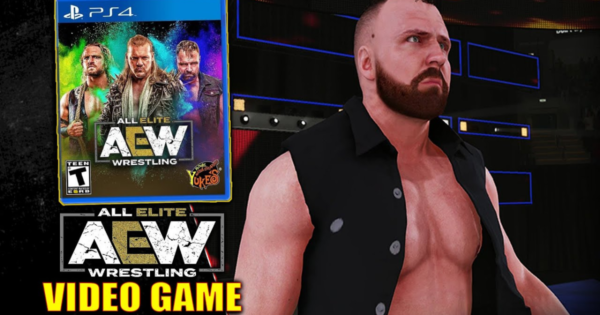 AEW Video Game