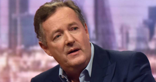 The Undertaker would not mind facing Piers Morgan