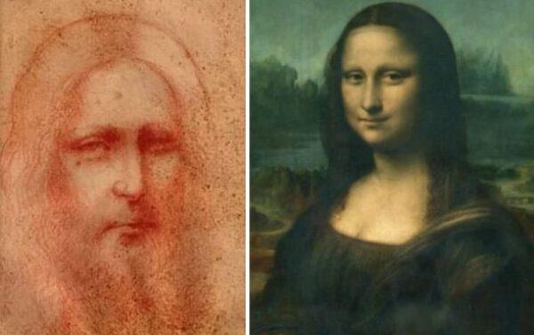 Jesus Christ Da Vinci