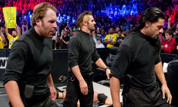 The Shield's Debut
