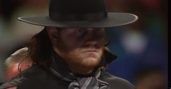 The Undertaker's Debut