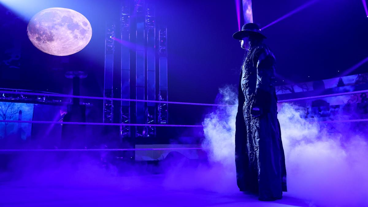 farewell to the undertaker
