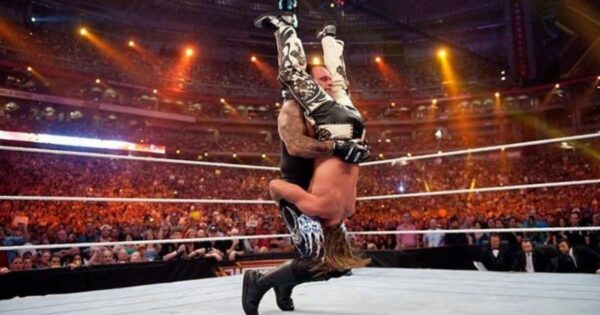 Tombstone Piledriver caused a lot of body abuse