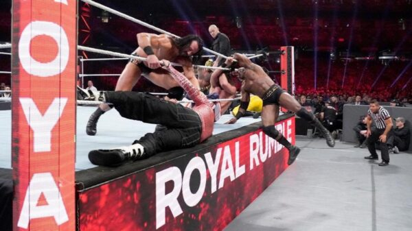 WWE Controversial Royal Rumble