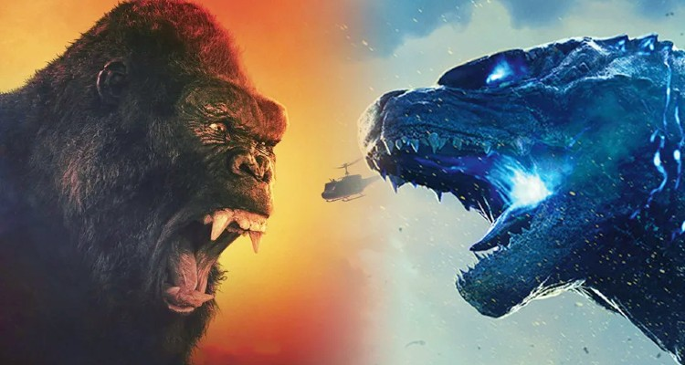 Godzilla vs Kong-hybrid kaiju