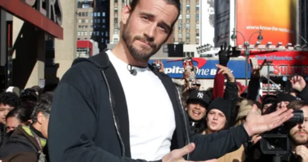 CM Punk was one of the wrestlers fans voted for to end the streak