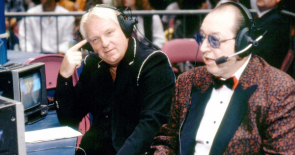Gorilla Monsoon was one of the wrestlers CM Punk wanted to talk to