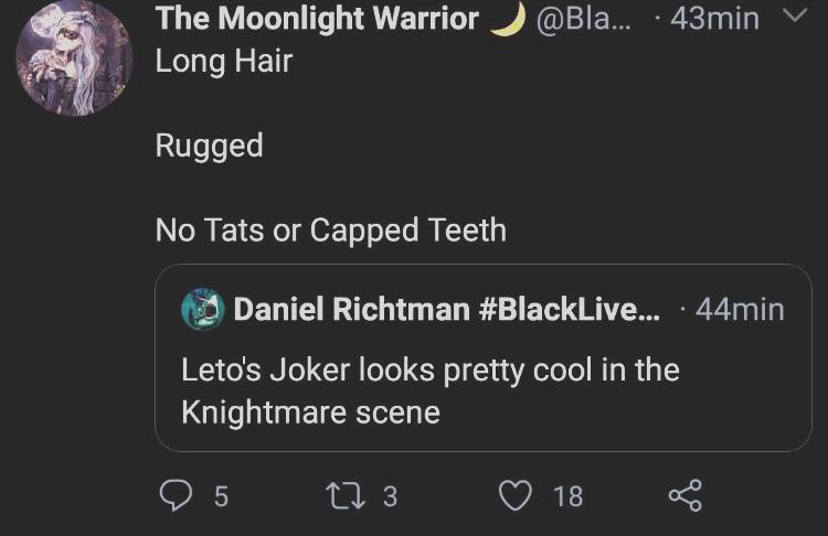 Rugged Joker-Moonlight